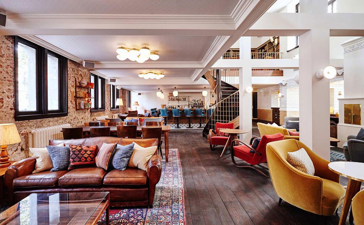 hoxton hotel maru workshop
