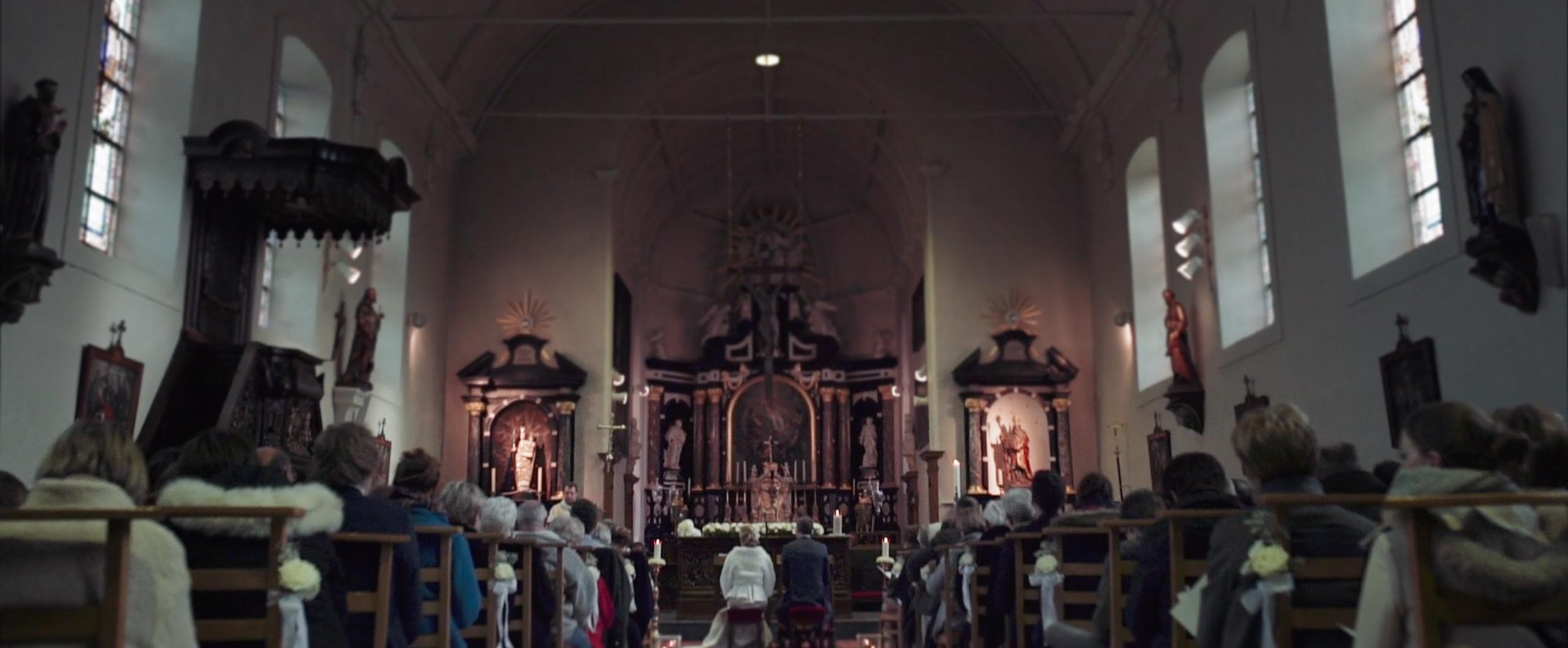 trouwfilm kerk antwerpen
