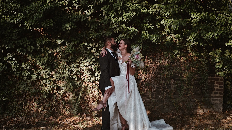 Emotional Wedding at Rittergut Orr – Cologne