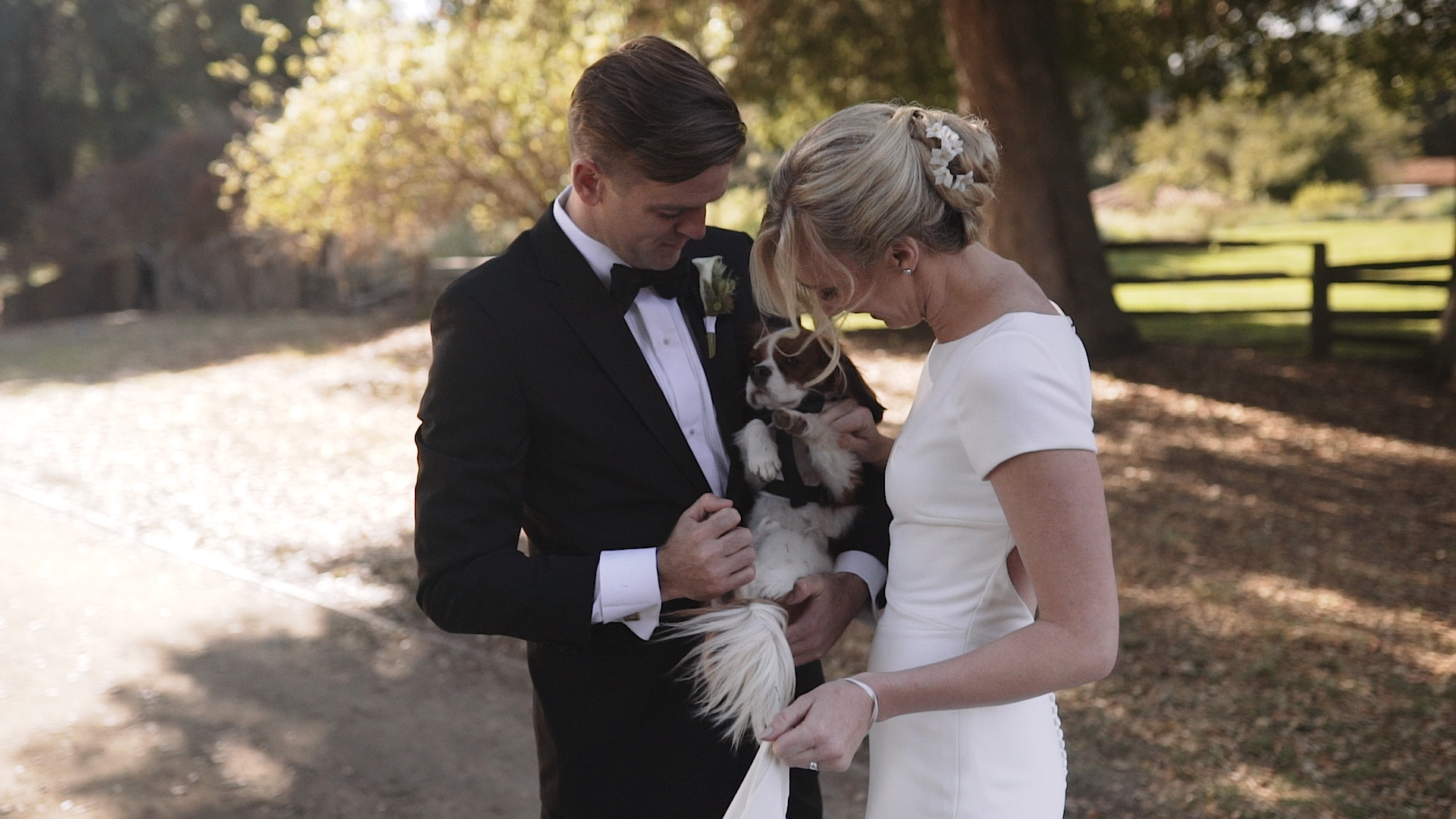 Elegant Fall Redwood Forest Wedding / Santa Lucia Preserve Carmel, California / Taj & Marc