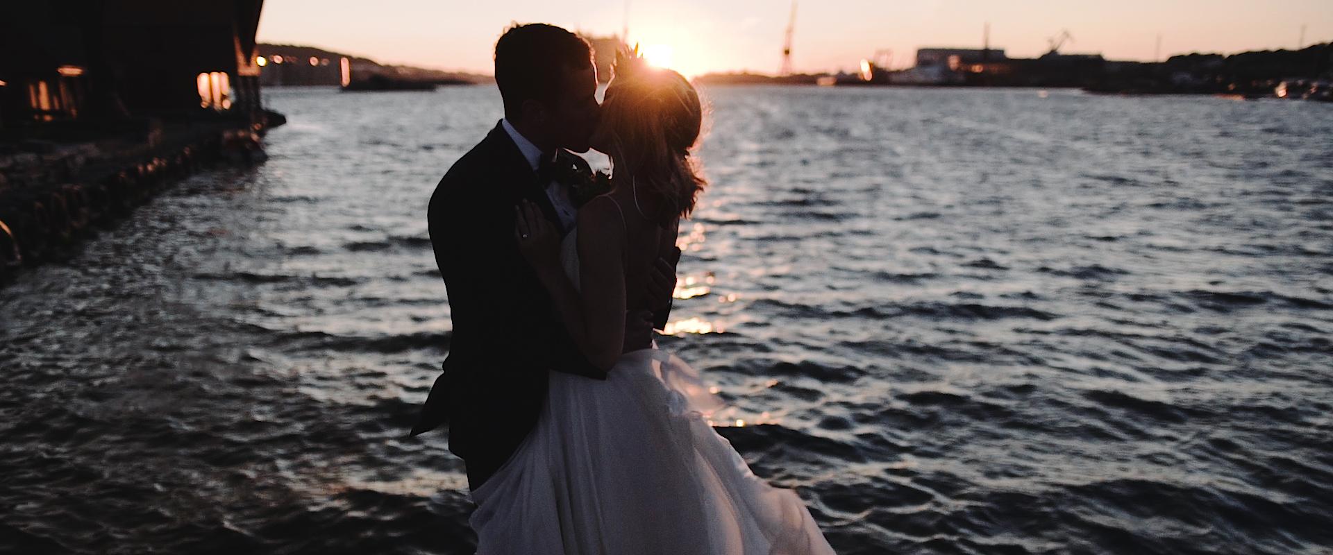 Norway wedding videographer / Maria & Max in Stavanger